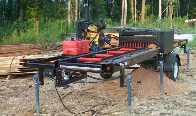 Portable Sawmill For Sale >> Log Master Portable Saw Blade Manufacturer Inc ...